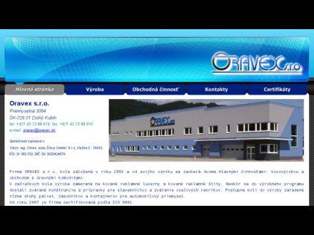 www.oravex.sk