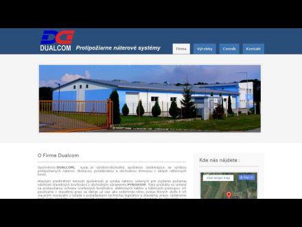 www.dualcom.sk
