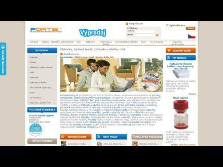 www.fortel-katalog.sk