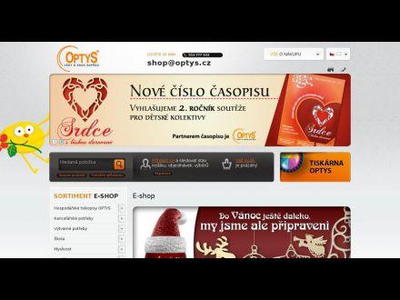 www.optys.cz