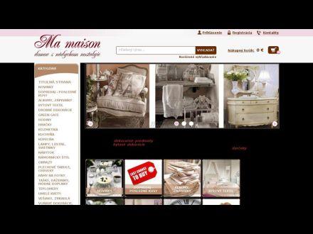 www.ma-maison.eu