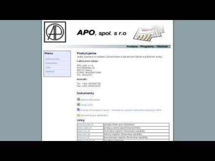 www.apo.sro.sk