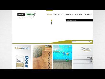 www.svetdreva.sk