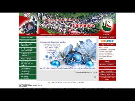 www.obecchlebnice.sk