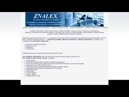 www.znalex.sk