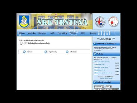 www.skk.trstena.sk