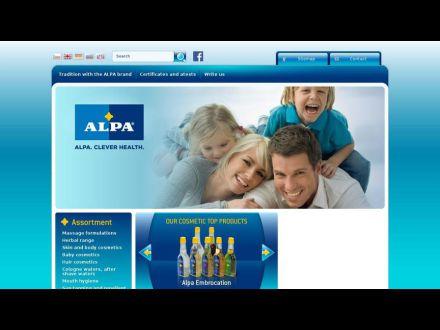 www.alpa.cz
