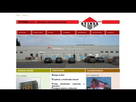 www.stinex.sk