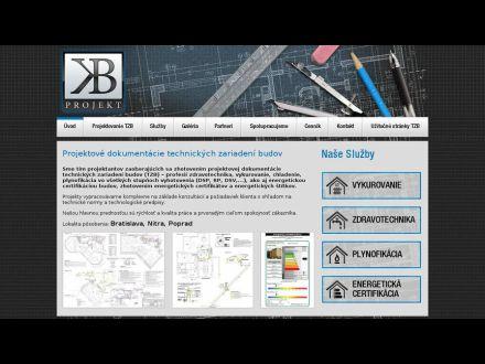 www.kbprojekt.sk