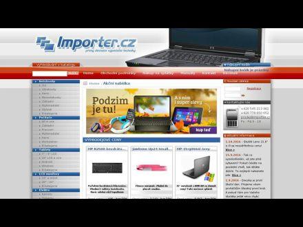 www.importer.cz