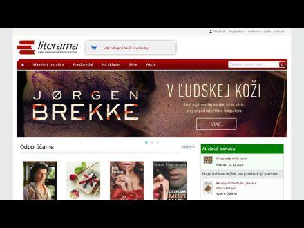 www.literama.sk