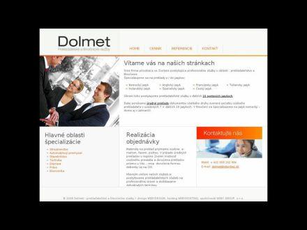 www.dolmet.sk
