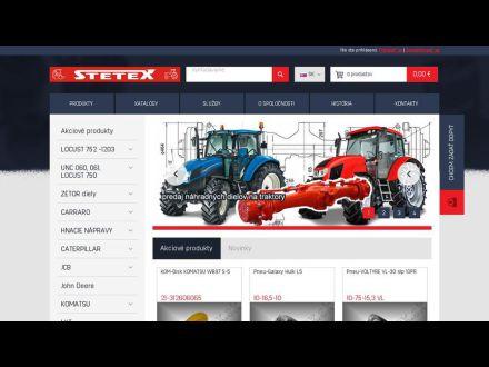 www.stetex.sk