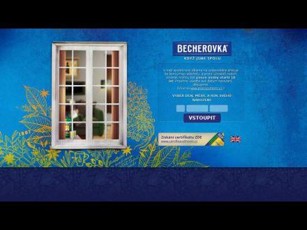 www.becherovka.cz