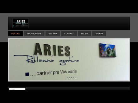 www.aries-reklama.sk