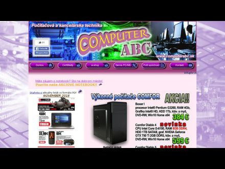 www.computerabc.sk