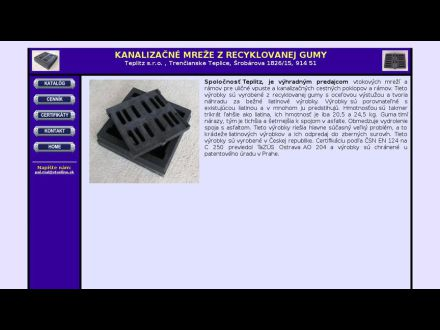 www.teplitz.sk