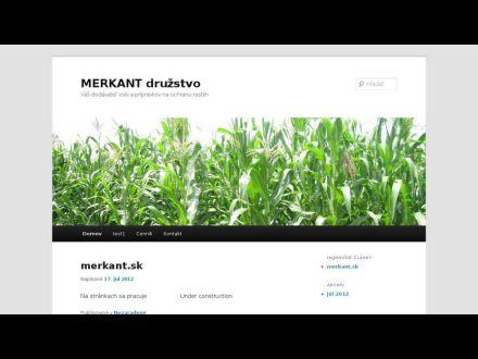 www.merkant.sk