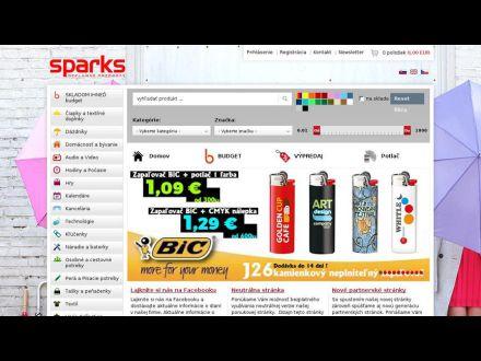 www.sparks.sk