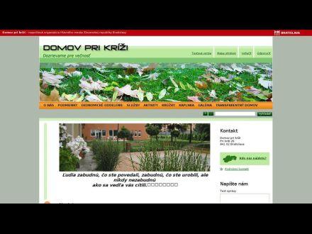 www.domovprikrizi.sk