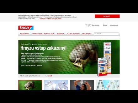 www.tesa.sk