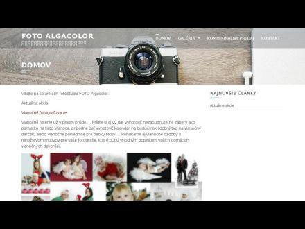 www.fotoalgacolor.sk
