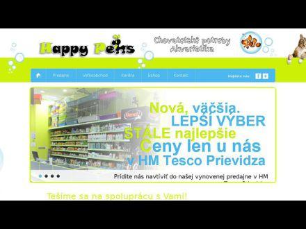 www.happypets.sk