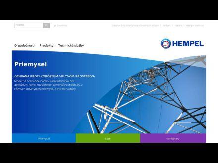 www.hempel.sk