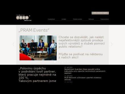 www.pram.cz