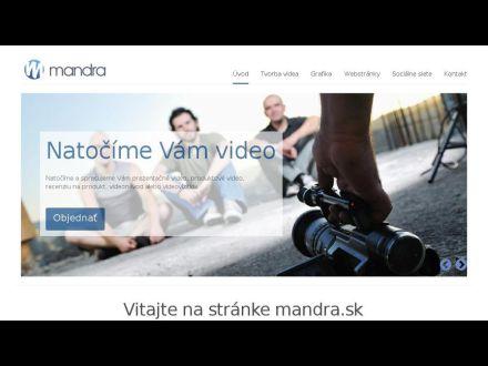 www.mandra.sk
