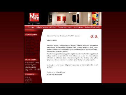 www.mgartgaleria.sk
