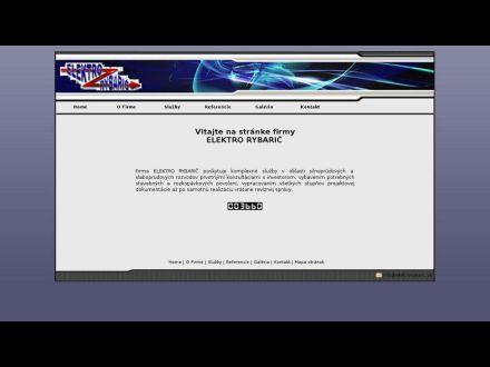 www.elektrorybaric.sk