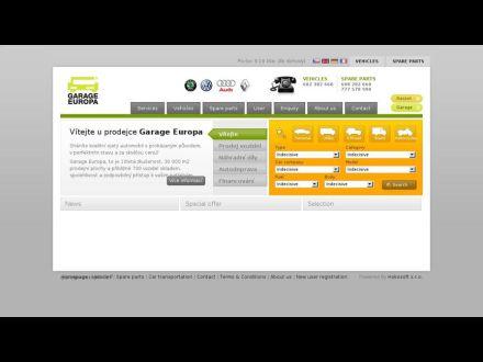 www.garage-europa.cz