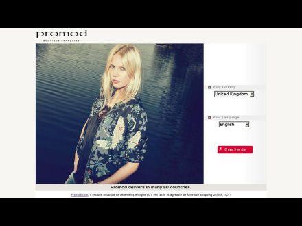 www.promod.com