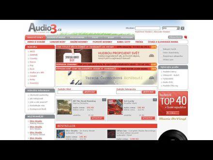 www.audio3.cz