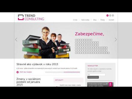 www.trendconsulting.sk