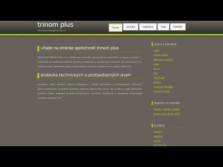 www.trinomplus.sk