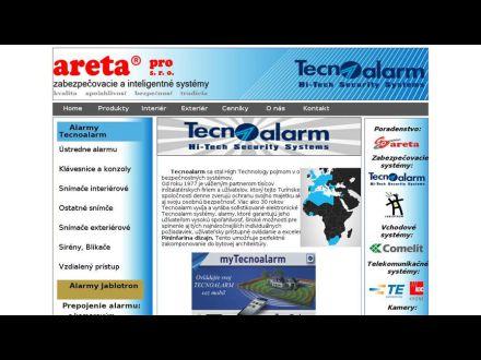 www.tecnoalarm.sk