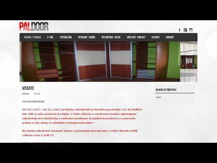 www.paldoor.sk