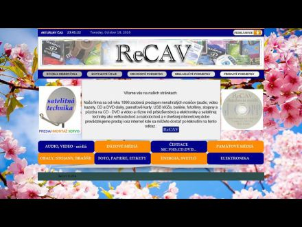 www.recav.sk