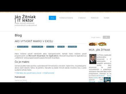 www.janzitniak.info