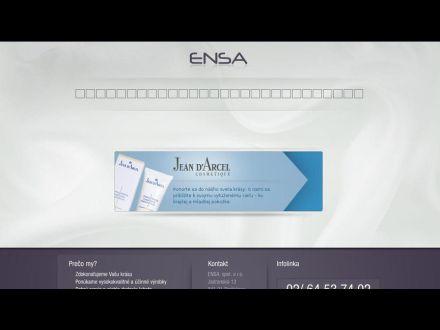 www.ensa.sk