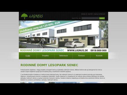www.lignus.sk