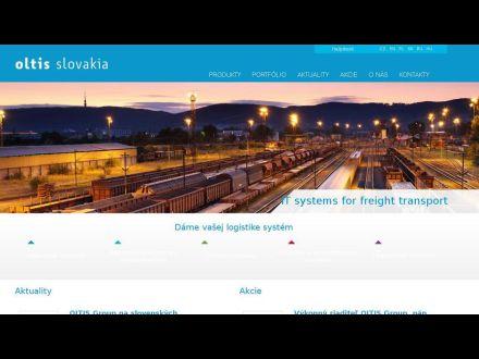 www.oltisslovakia.sk