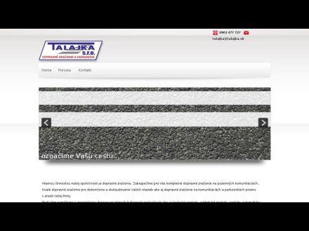 www.talajka.sk