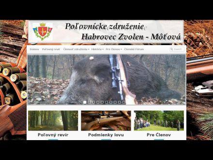www.polovnictvozvolen.sk
