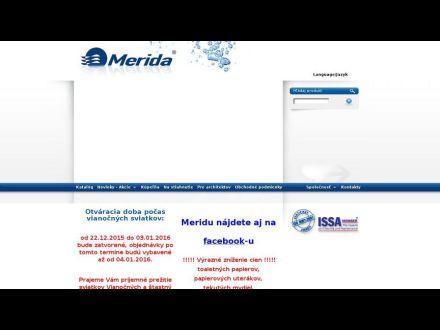 www.meridask.sk