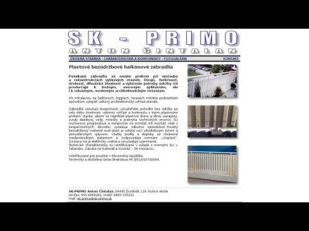 www.sk-primo.sk