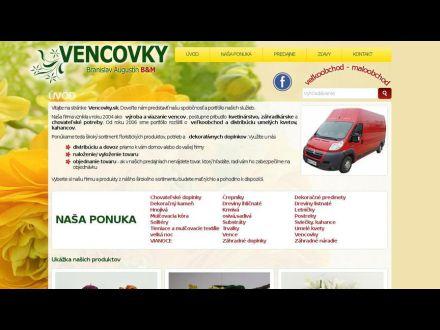 www.vencovky.sk