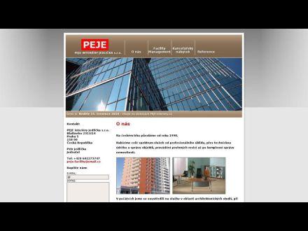 www.peje-interiery.cz